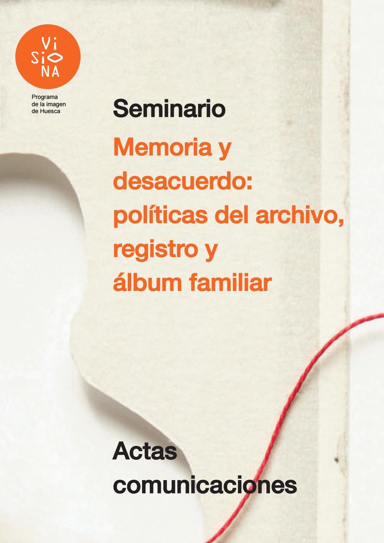 Actas de las comunicaciones del Seminario UIMP/ViSiONA 2017 by ...