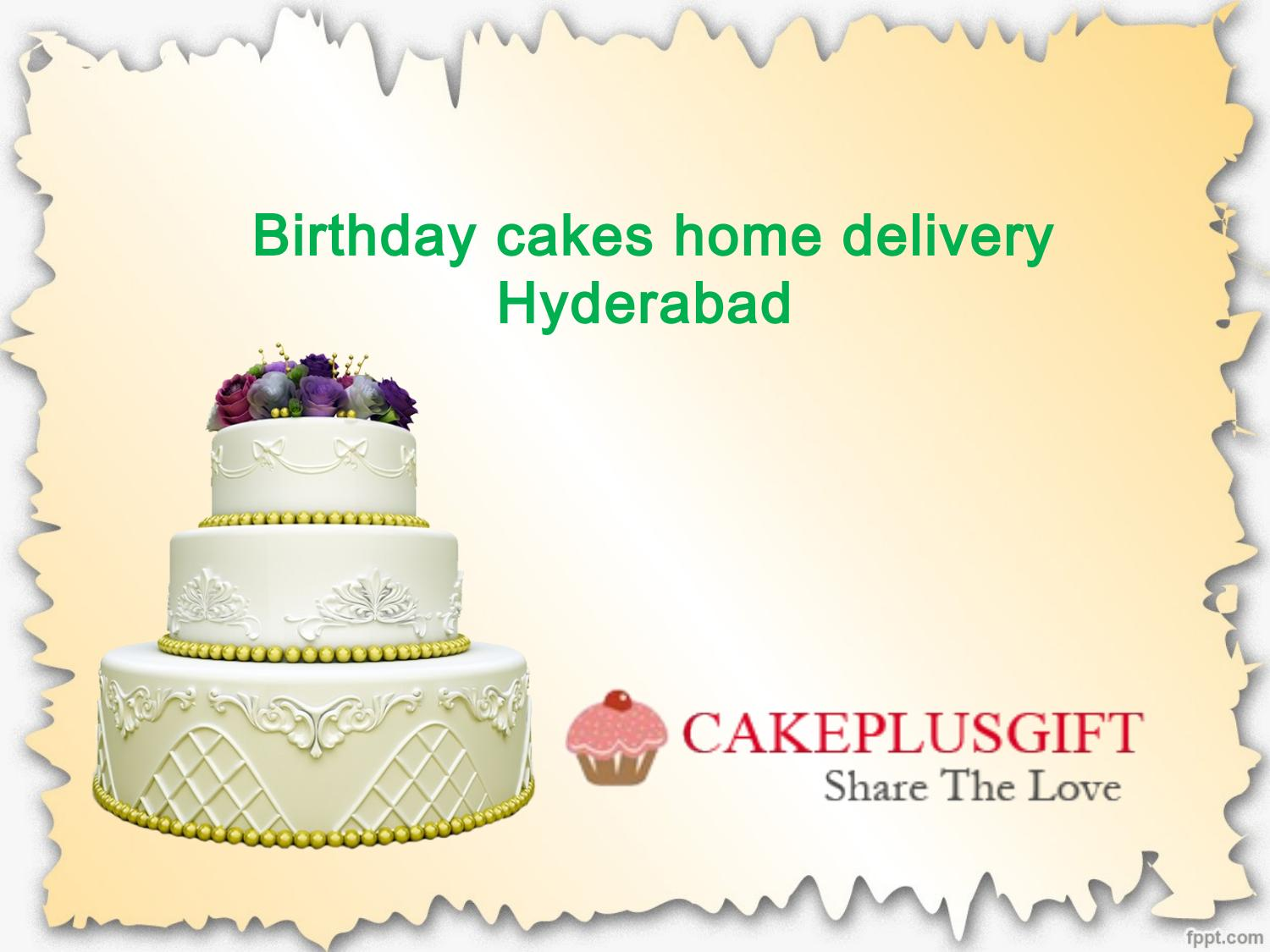 Cake Order In Hyderabad Midnight Online Birthday Cake Delivery