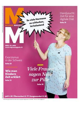 Migros magazin 05 2018 d os by Migros Genossenschafts Bund issuu