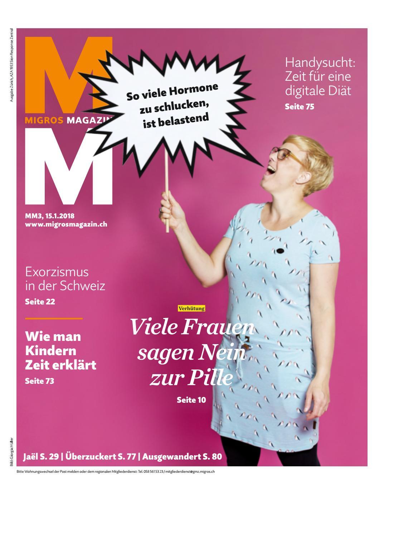 Migros magazin 03 2018 d zh by Migros-Genossenschafts-Bund - issuu