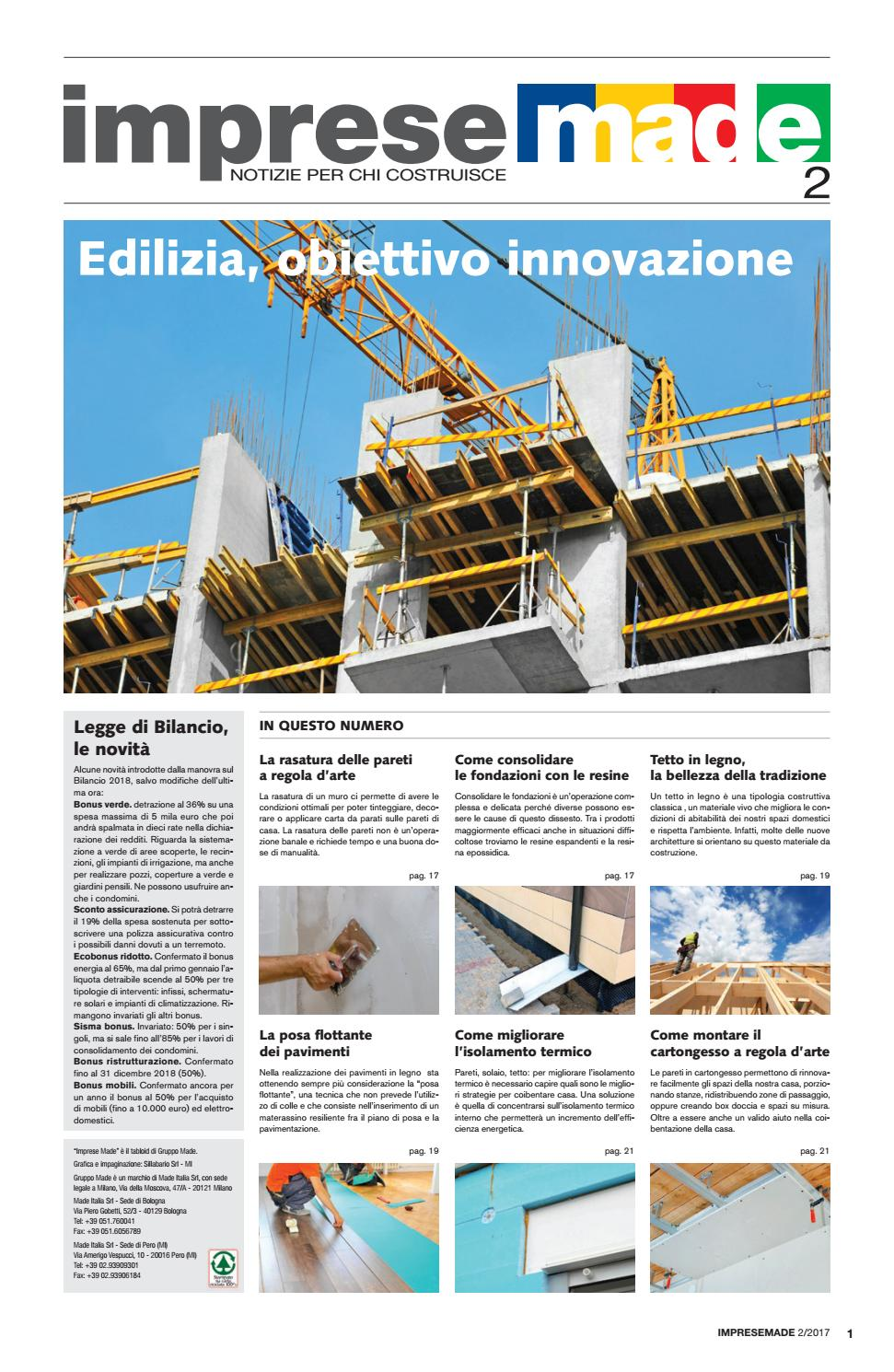 IMPRESE MADE - 2 by Gruppo Made - issuu 85636a1df4c9