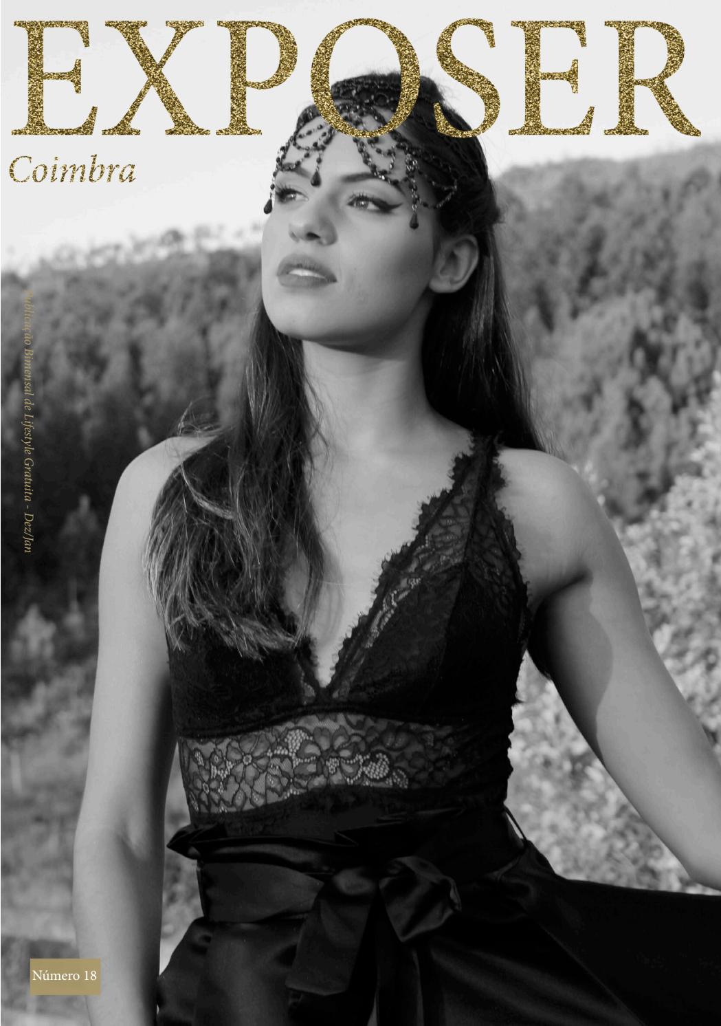 1c7096b46ec0d8 Exposer Magazine Coimbra #18 Dez/Jan 2018 by Exposer Magazine - issuu