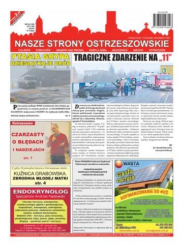 9899f748b5c07 NASZE STRONY OSTRZESZOWSKIE 6 2017 by Nasze Strony Ostrzeszowskie ...