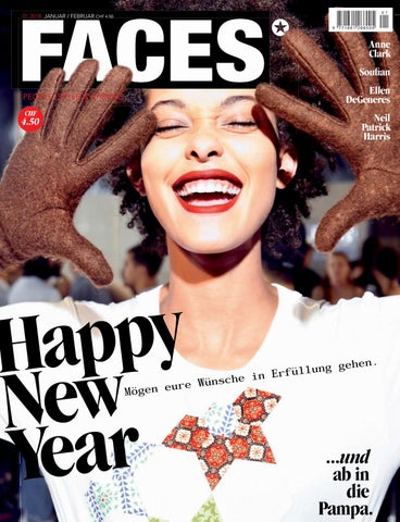 FACES Schweiz Winterausgabe 201718 by Fairlane Consulting