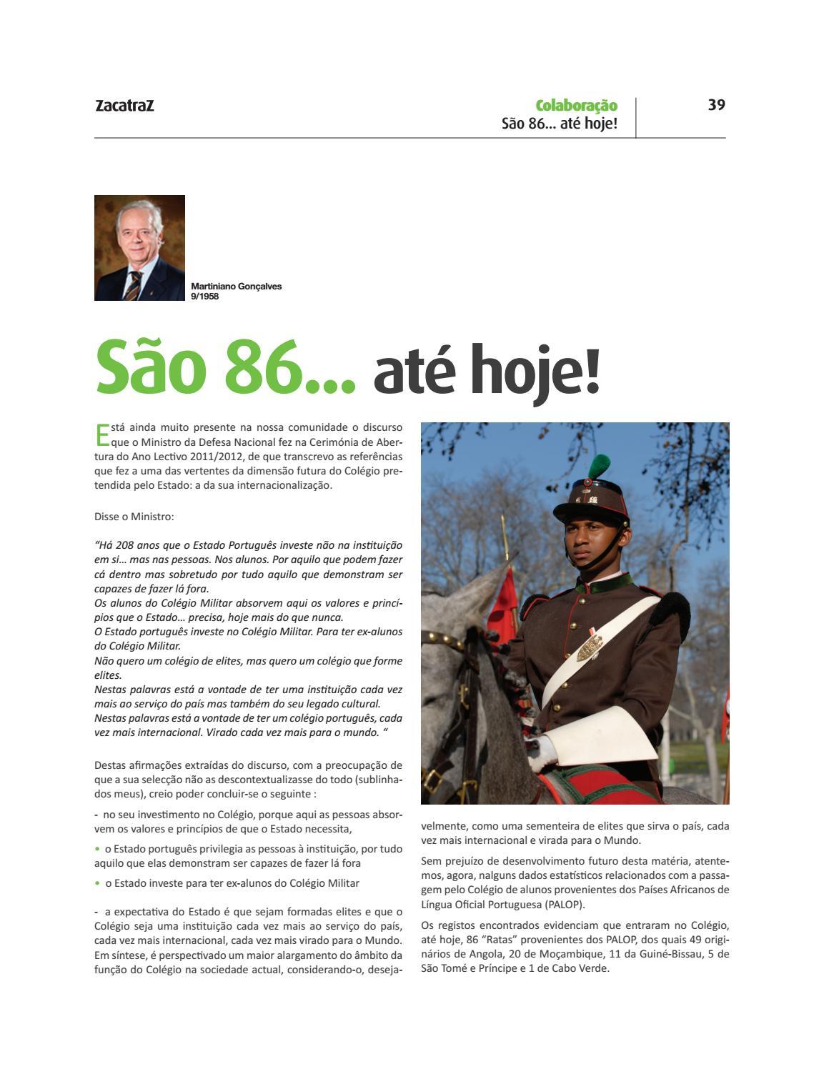 e8f0f7313 Revista ZacatraZ nº 186 by AAACM - issuu