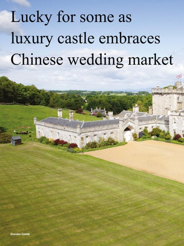 Page 22 of Lucky for some as luxury castle embraces Chinese wedding market
