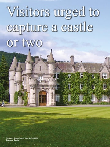 Page 70 of Visitors urged to capture a castle or two