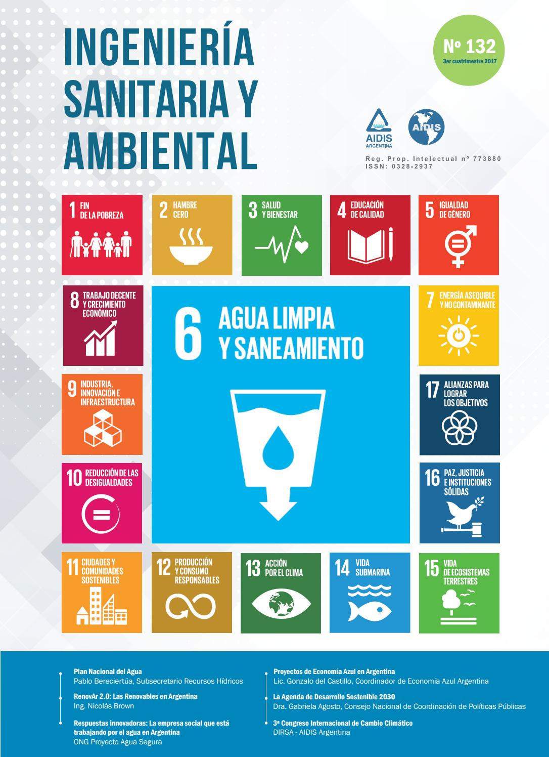 ISA - Ingeniería Sanitaria y Ambiental 132 by Aidis Argentina - issuu