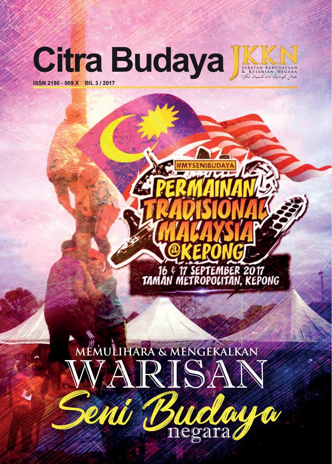 Buletin Jkkn Bil 3 2017 By Jabatan Kebudayaan Dan Kesenian Negara