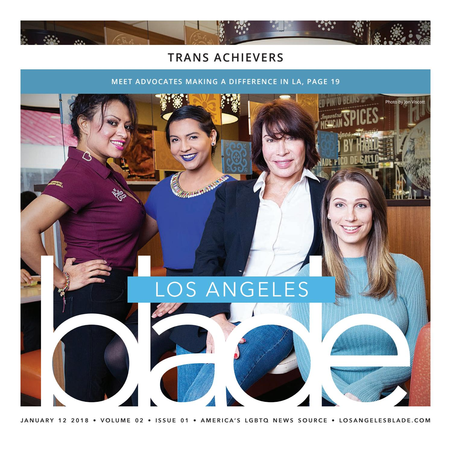 Losangelesblade com, Volume 2, Issue 1, January 12, 2018