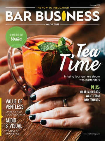 Bar Business January 2018 by Bar Business Magazine - issuu