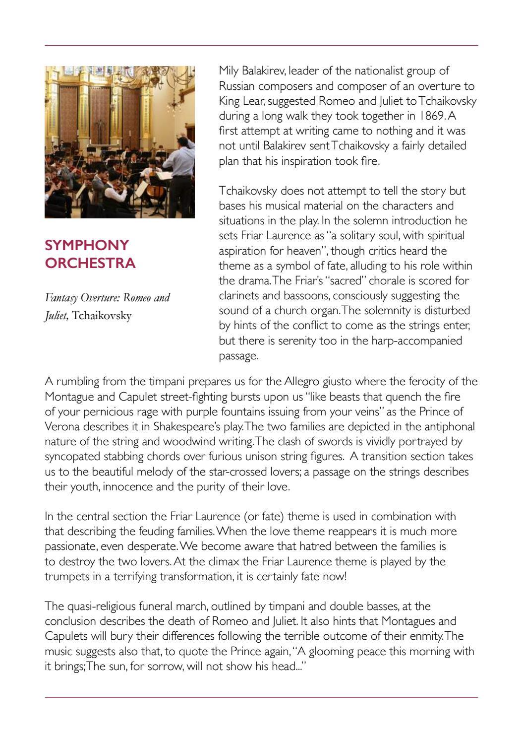 Programme: Celebrating Tonbridge Music by Tonbridge School