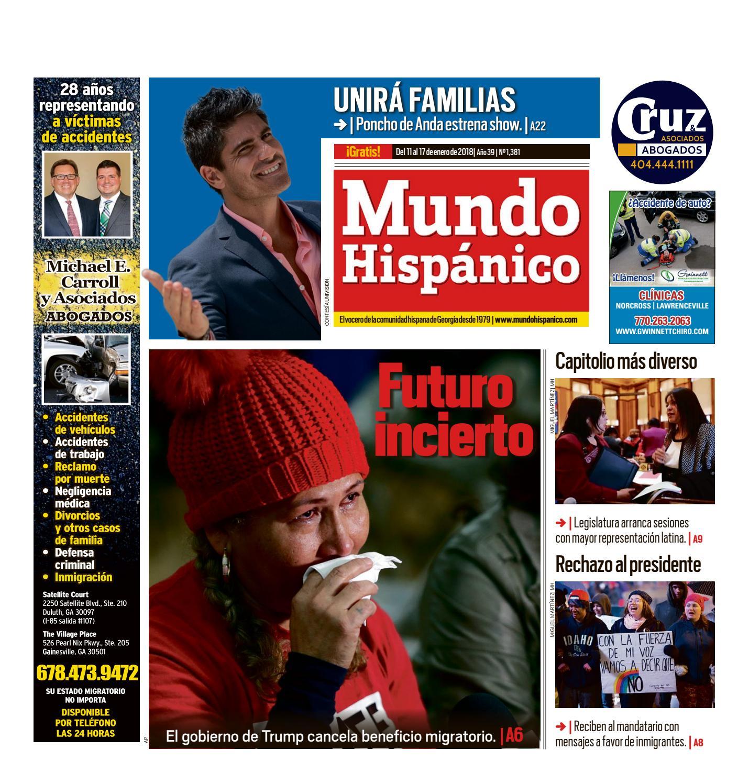 Futuro incierto by MUNDO HISPANICO - issuu