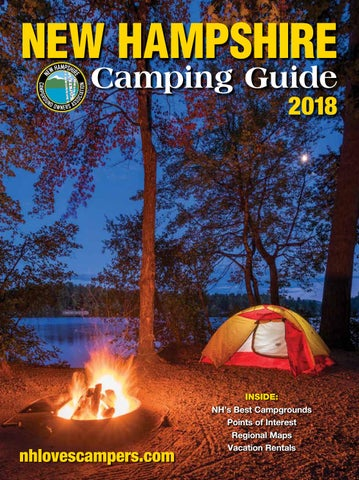 2018 New Hampshire Camping Guide by New Hampshire Campground