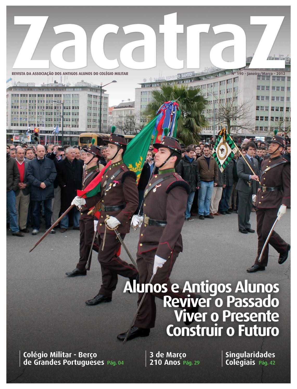 Revista ZacatraZ nº 190 by AAACM - issuu f81df64f1c6