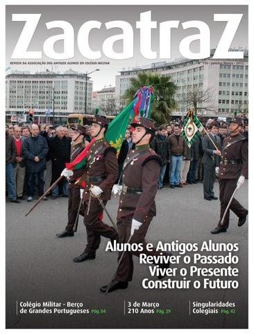 Revista ZacatraZ nº 190 by AAACM - issuu 7f4116b3028