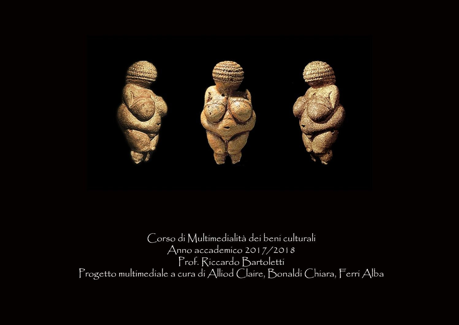 Venere di Willendorf by alba ferri - issuu