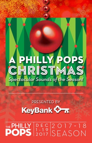 A Philly Pops Christmas Spectacular Sounds Of The Season By The