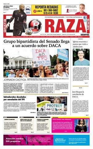La Raza Newspaper. Memphis 1de2636f775