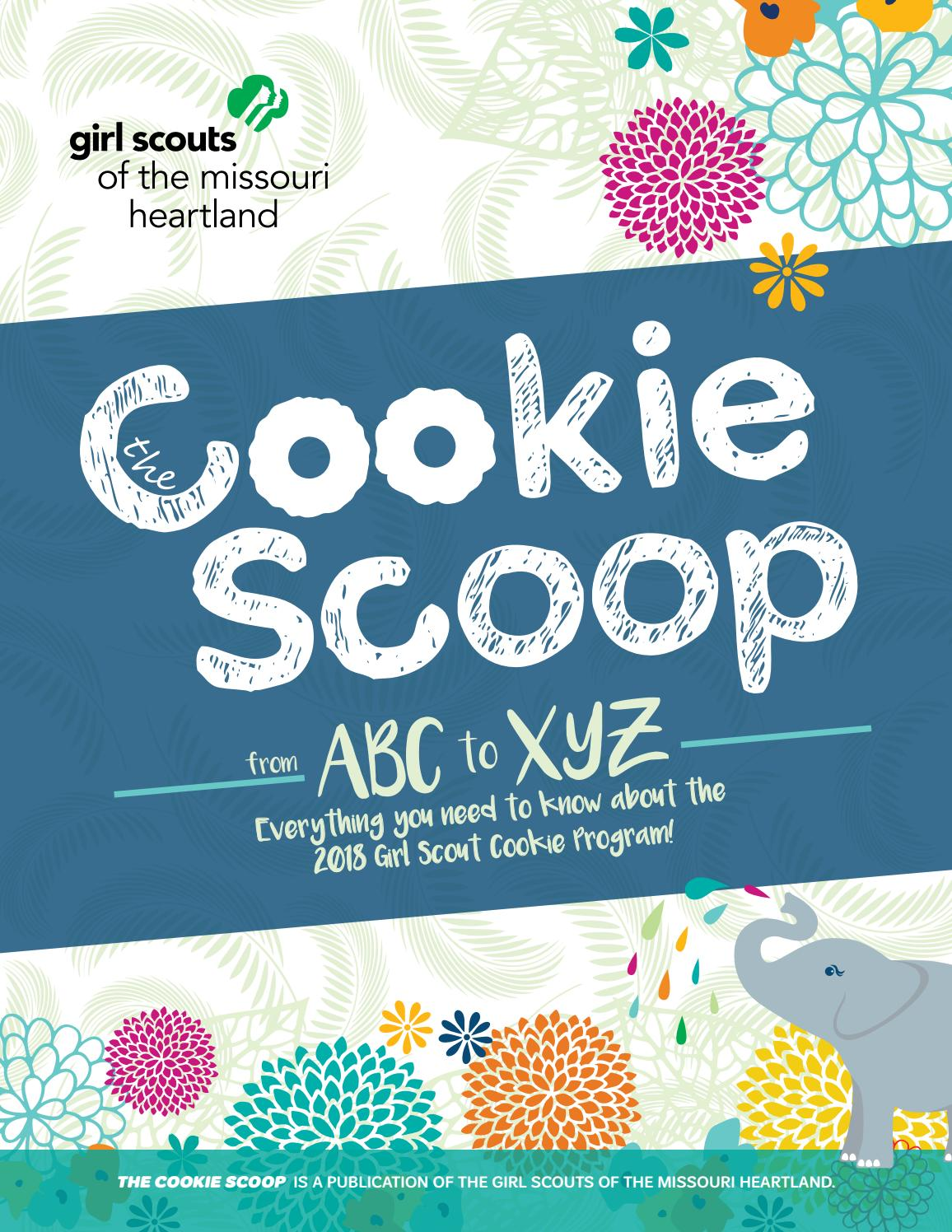Girl scouts of the missouri heartland cookie scoop by girl scouts of the missouri heartland issuu