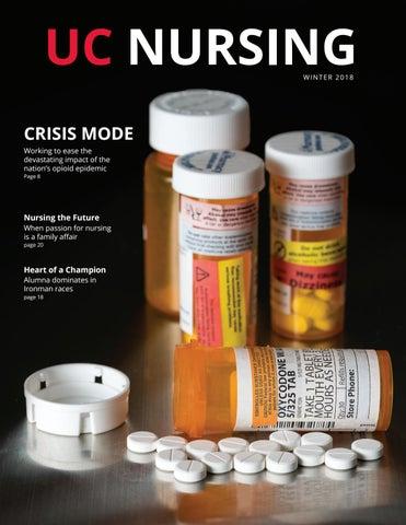 UC Nursing Magazine - Winter 2018 by UC College of Nursing