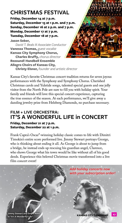 2018/19 Kansas City Symphony Season Brochure by KCSymphony - issuu