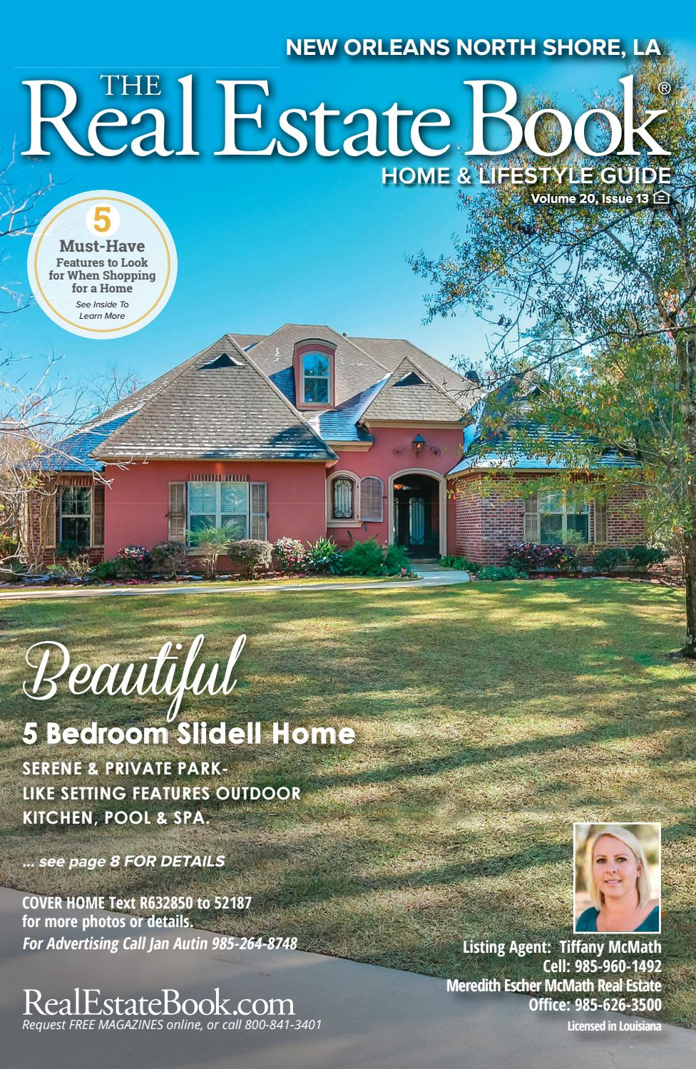 The Real Estate Book Home & Lifestyle Guide of New Orleans ...