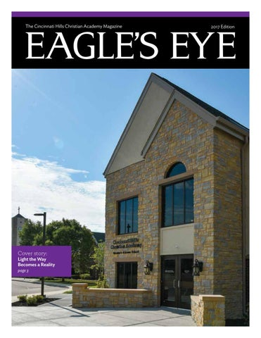Chca Eagles Eye 2017 By Debbie Shear Issuu