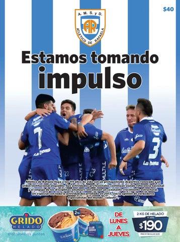 Anuario Atlético de Rafaela - 111 años de Historia by Diario ... d11fe41a4d4eb