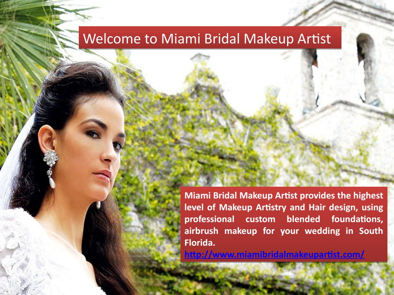 Miami Bridal Makeup Artist Issuu