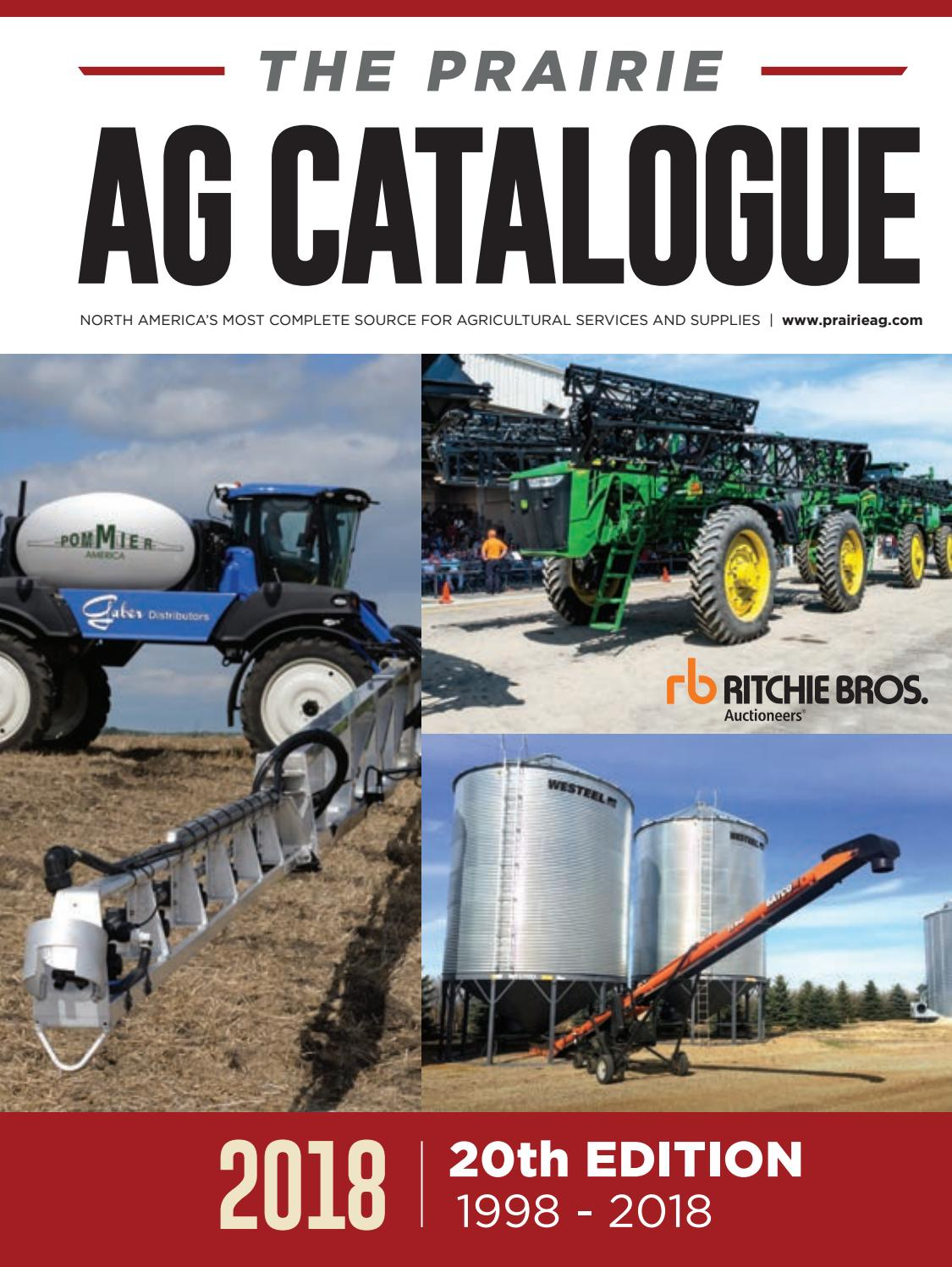 Prairie Ag Catalogue Usa By Farm Business Communications Issuu Summit Lighting 320 Ezee Change Photocell Control Adjusta Post