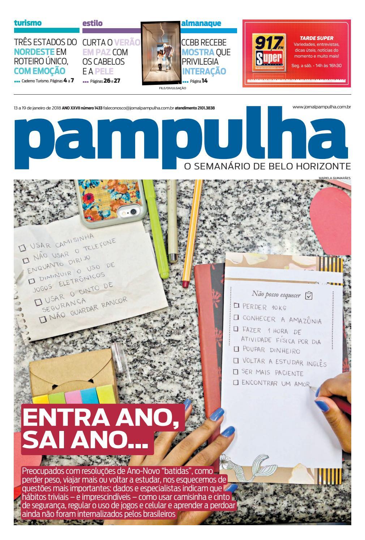 Pampulha - 13 a 19 de janeiro de 2018 by Tecnologia Sempre Editora - issuu c45ca049537