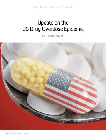 Page 16 of Update on the U.S. overdose epidemic
