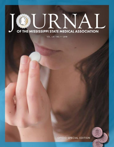 Page 1 of Special JMSMA with doctors' perspectives on the opioid epidemic