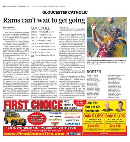 South Jersey Times Football Tab by njadvancemedia9 - issuu