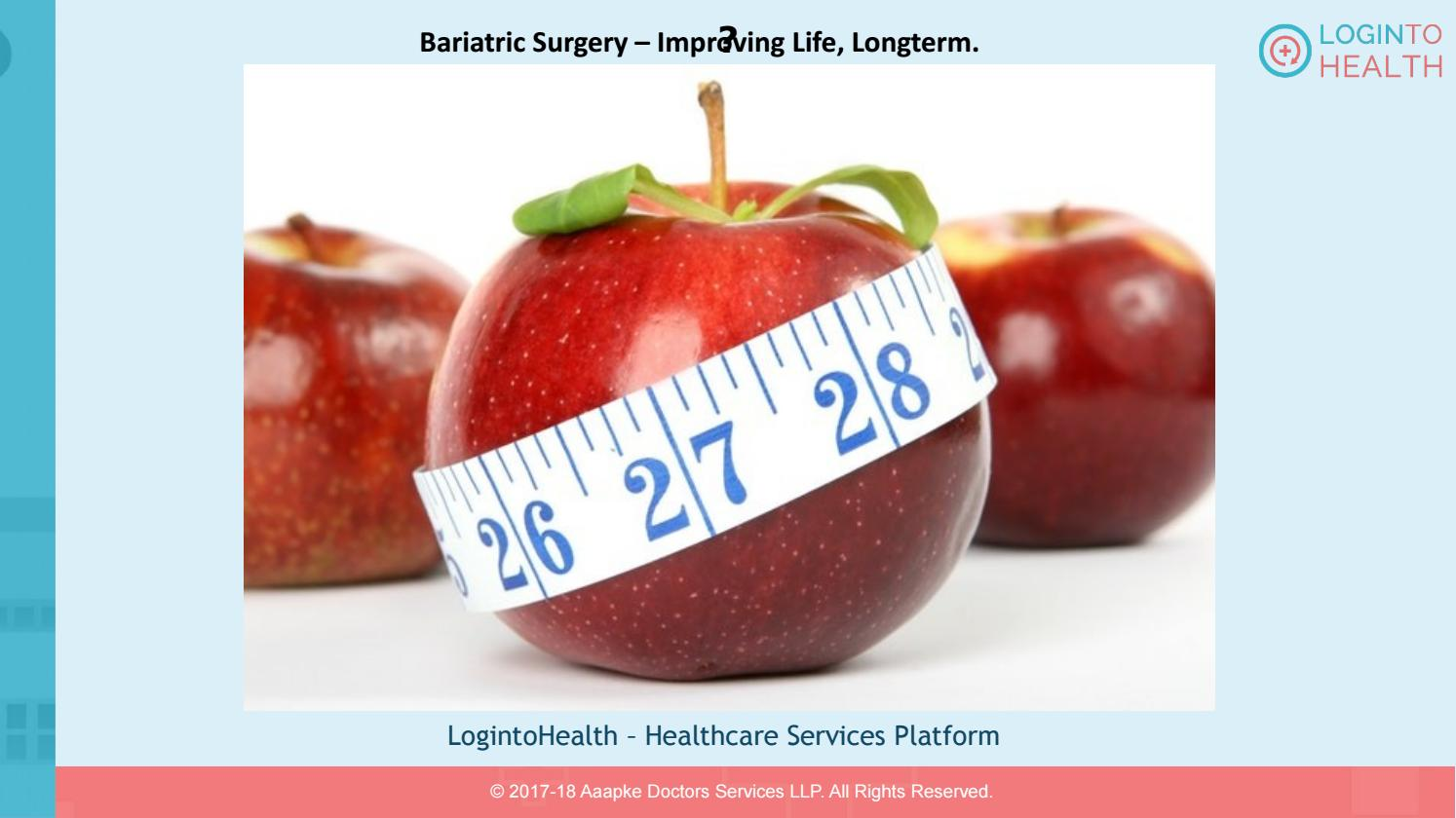 Side Effects Of Bariatric Surgery For Obesity Gastric