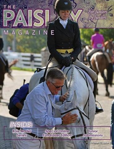 Paisley Magazine Fundraiser Edition By The Paisley Magazine Issuu