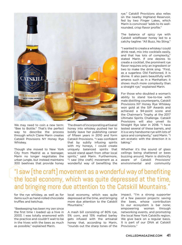 Chilled Magazine - Volume 10 Issue 6 by Chilled Magazine - issuu