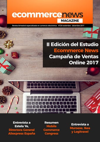 EcN Magazine Nº29 (Noviembre-Diciembre) by Ecommerce News - issuu 29fe08be766
