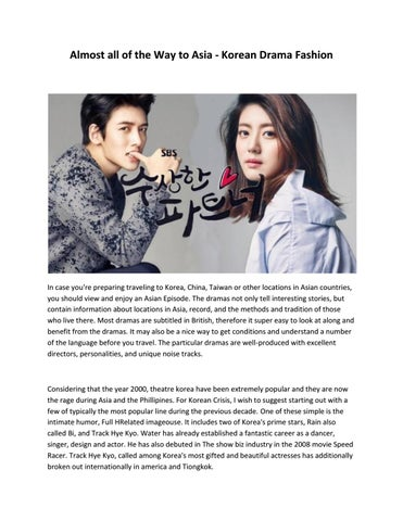 Media Share Video Drama Korea and TV Series by wi7u7dd - issuu
