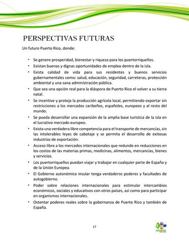 Page 17 of Perspectivas Futuras