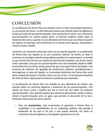 Page 56 of Conclusión