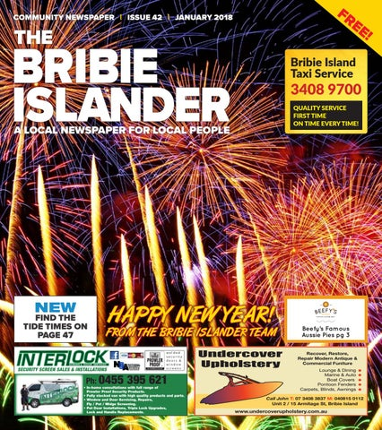0a2ae9d2d6 The Bribie Islander January 2018 Issue 42 by The Bribie Islander - issuu