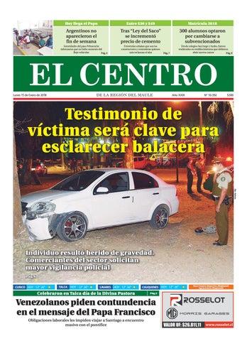 Diario 15-01-2018 by Diario El Centro S.A - issuu 3ce78d4e5c