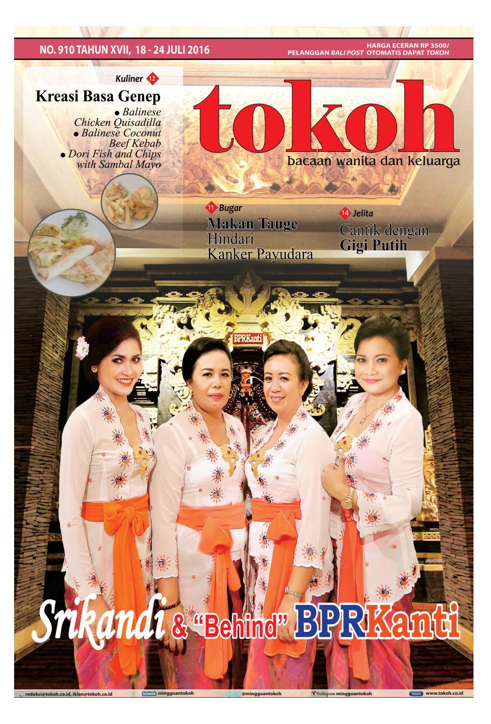 Tokoh Edisi 910 By E Paper Kmb Issuu Kuliner Makanan Rumah Retno Kebab Bdg