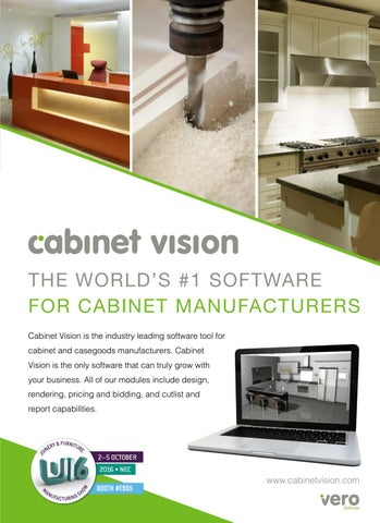 Furniture Joinery Production 275 By Gearing Media Group Ltd Issuu