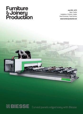 Furniture & Joinery Production #273 by Gearing Media Group