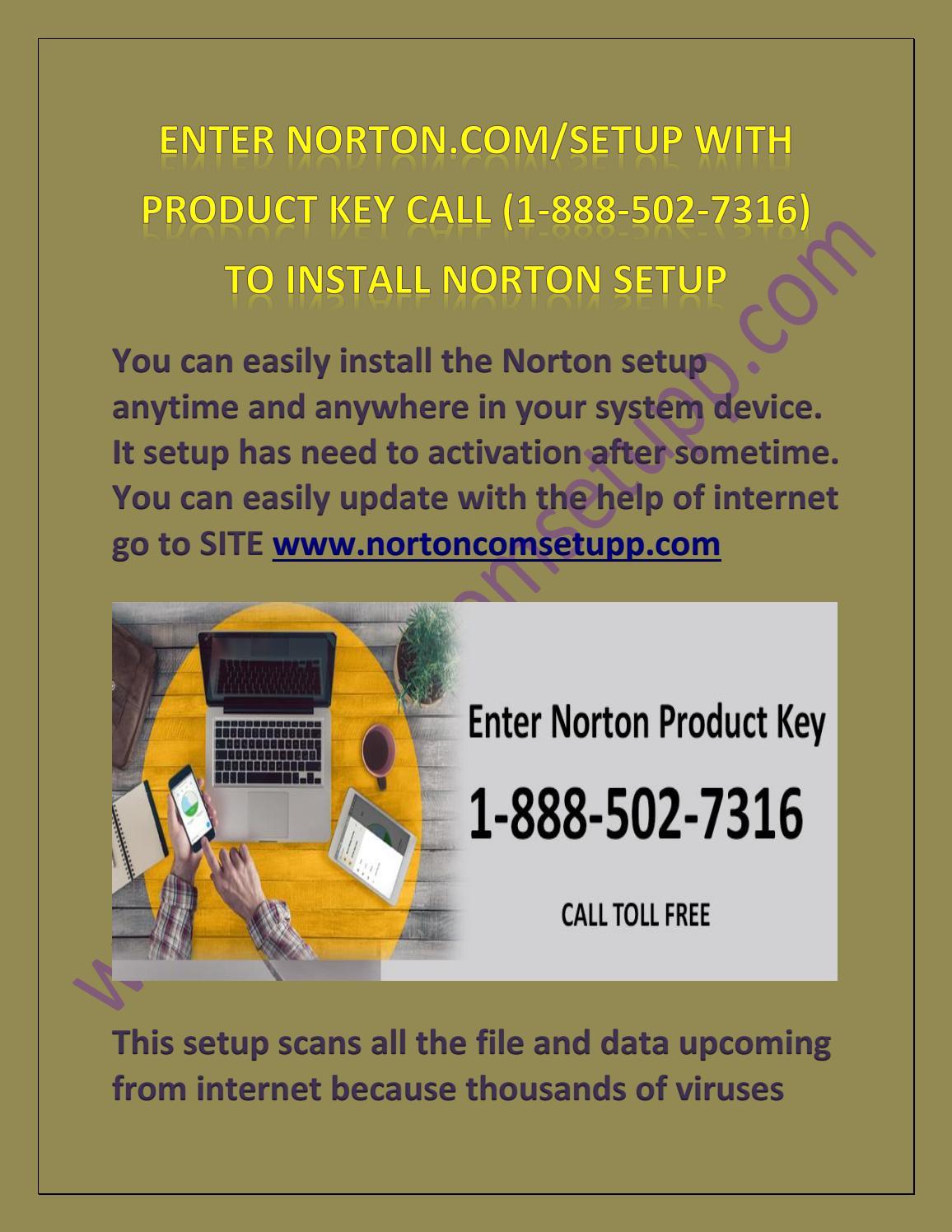 enter norton com setup with product key call 1 888 502 7316 to install norton setup by. Black Bedroom Furniture Sets. Home Design Ideas