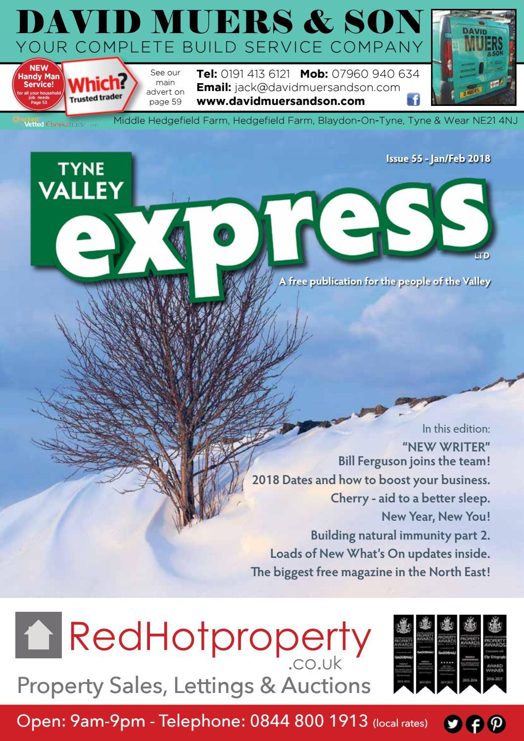 43d14f4505fec Tyne valley Express Magazine by tyne valley express - issuu