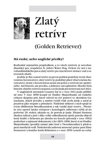 Retrívři a vodní psi by Great Content s.r.o. - issuu 45fb286a42